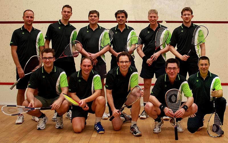 Die Mannschaft des SC Wülfel